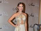 Confira o look das atrizes na festa de lançamento da novela 'Amor à Vida'