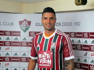 Giovanni, Fluminense (Foto: Fred Huber)