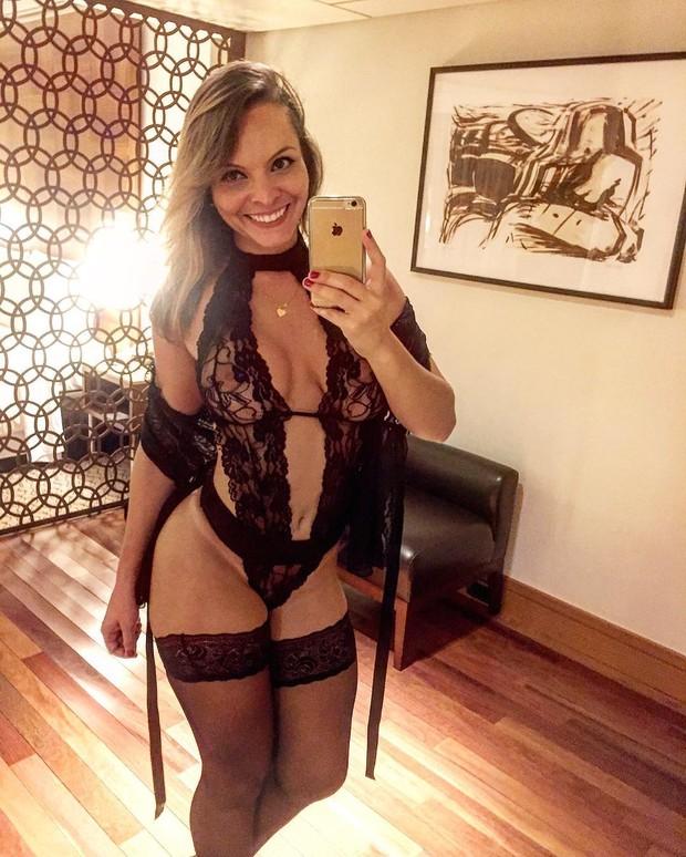 Indianara Carvalho (Foto: Instagram / Reprodução)