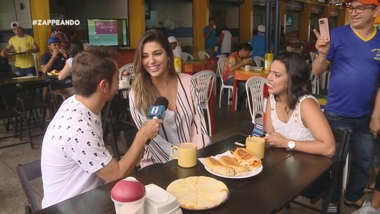 'Zapp' acompanha rotina glamourosa de ex-BBB Vivian Amorim