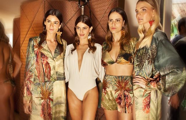 a34fb7c6f Água de Coco injeta o street na moda praia - Vogue