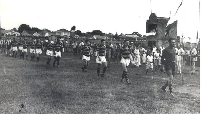 Estádio Olímpico de Goiânia foi inaugurado na década de 1940 (Foto: O Popular)
