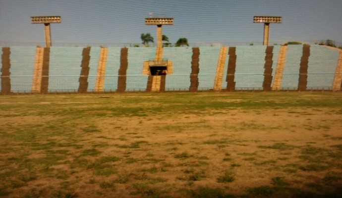 Estádio Ipatingão  (Foto: Reprodução/Inter TV dos Vales)