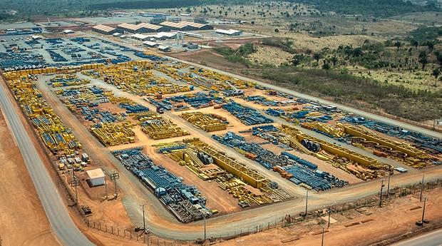 O Projeto Ferro Carajás S11D, da Vale, deve impulsionar crescimento e criação de vagas no Norte do país (Foto: Divulgação)