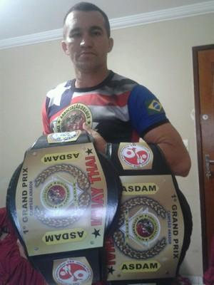 Grand Prix de Muay Thai movimenta fim de semana em São Luís. (Foto: Divulgação / Asdam)