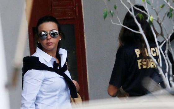 Adriana Ancelmo mulher de Sérgio Cabral (Foto: Ricardo Moraes / Reuters)