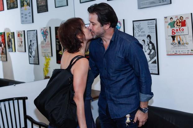 Debora Falabella e Murilo Benício (Foto: Marcos Ribas e Manuela Scarpa/Brazil News)