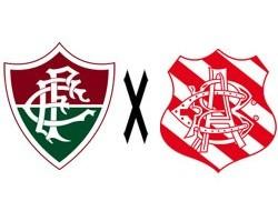 Fluminense x Bangu (Foto: Divulgação)