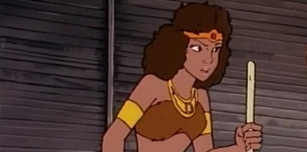 Diana (Caverna do Dragão) (Foto: Reprodução)