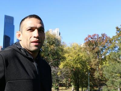 Fabricio Werdum, NY, UFC (Foto: Evelyn Rodrigues)