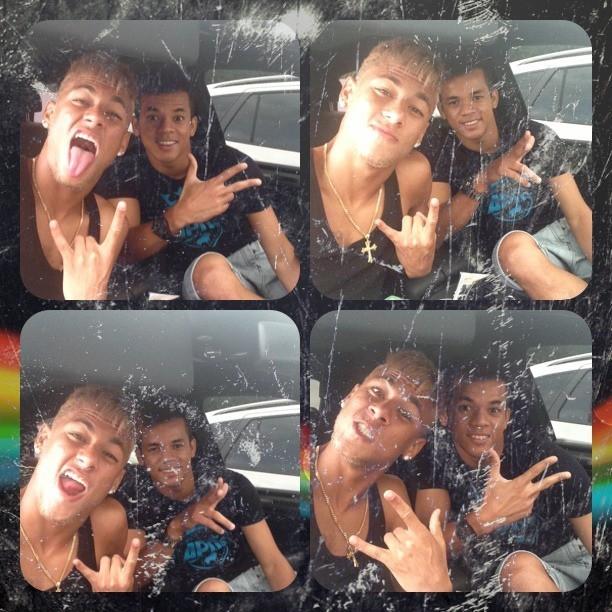 Neymar careta (Foto: Reprodução / Instagram)