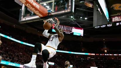Confira os melhores momentos de LeBron James nas finais da NBA