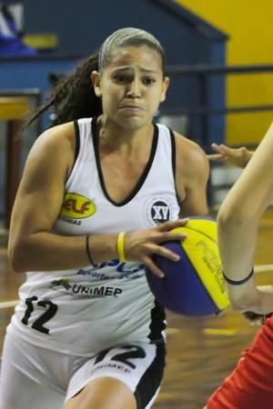 Maila, que já passou pelo Piracicaba, sonha em vestir a principal camisa da seleção brasileira (Foto: Adilson Zavarize / Cedida)