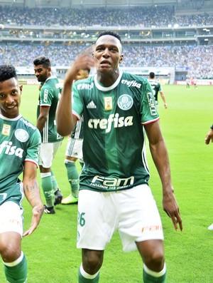 Palmeiras x São Paulo Tchê Tchê Mina