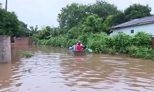 Chuva atinge 18 mil pessoas e causa prejuízos em 45 cidades do Paraná
