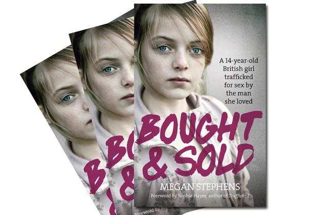 """Livro """"Bought and Sold"""", de Megan Stephens (Foto: Divulgação)"""