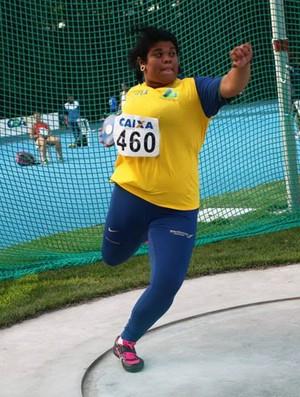 Izabela Rodrigues (Foto: CBAT)