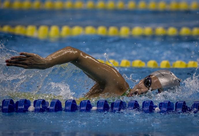 Débora Carneiro natação paralímpica (Foto: Daniel Zappe/MPIX/CPB)