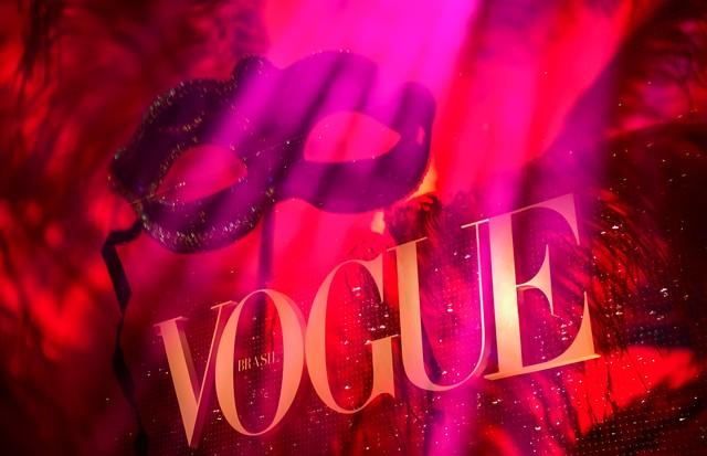 Mais um giro pelo Baile da Vogue de 2015 (Foto: Arquivo Vogue)