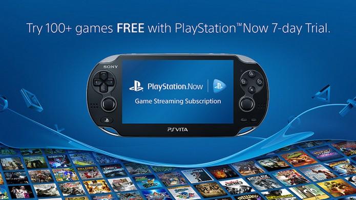 PlayStation Vita passou essa semana a suportar o serviço PlayStation Now (Foto: Divulgação)