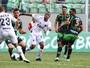 "Robinho vê Galo com chances de virar e lamenta pênalti perdido: ""Bati mal"""