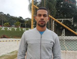 Wendel - Palmeiras (Foto: Petterson Rodrigues)