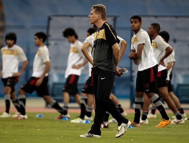 paulo autuori seleção olimpica qatar (Foto: Reuters)