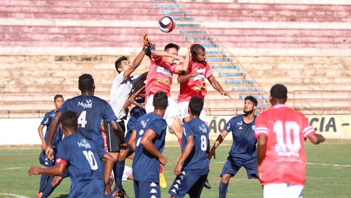 América-SP x Osvaldo Cruz (Foto: Rainier Moura / Divulgação)