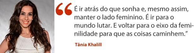 Tânia Khalill (Foto: Salve Jorge/TV Globo)
