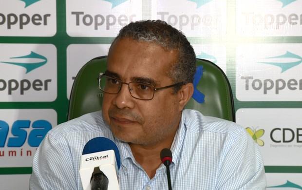 Palmeron Mendes Filho presidente Guarani