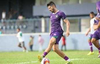 Uberlândia confirma acerto com meia Marco Goiano para o Mineiro