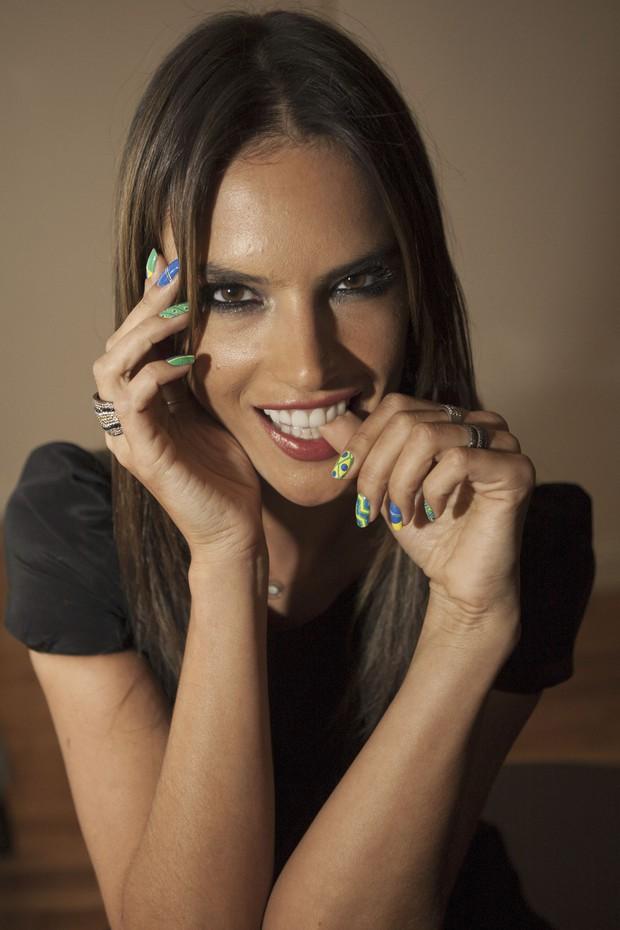 Alessandra Ambrosio (Foto: Agência/ Getty Images)