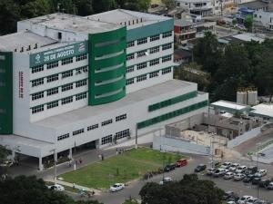Hospital e Pronto-Socorro 28 de Agosto (Foto: Divulgação/Agecom)
