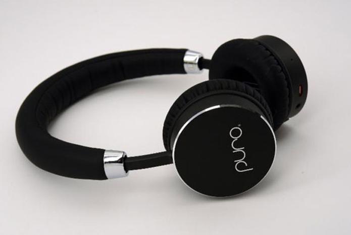 Fone de ouvido usa tecnologia que limita o som a 85 decibéis como forma de proteção a audição (Foto: Divulgação/Puro Sounds Labs)