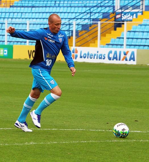 domingo de trabalho (André Palma Ribeiro/Avaí FC)