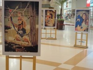 Exposição de fotos em Mogi das Cruzes (Foto: Mariana Leal/Linha Fina Assessoria)
