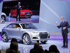 Audi mostra conceito de SUV mais compacto do que o Q3