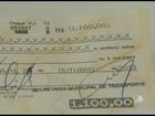 Com cheque clonado de prefeitura, homem compra uísque e energético