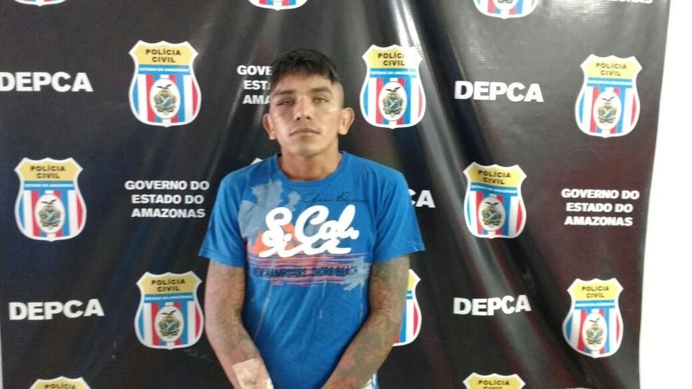 Homem confessou crime, segundo delegada (Foto: Divulgação/Polícia Civil)