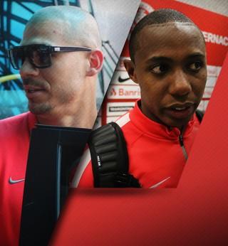 Carrossel exame antidoping Internacional (Foto: Globoesporte.com)