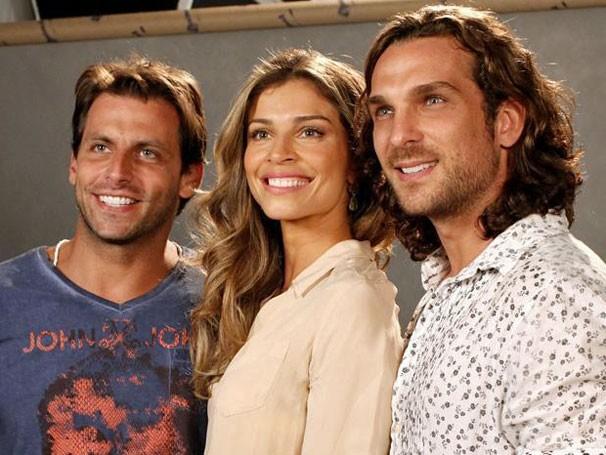 A Flor do Caribe (Foto: TV Globo / Miriam Paço)