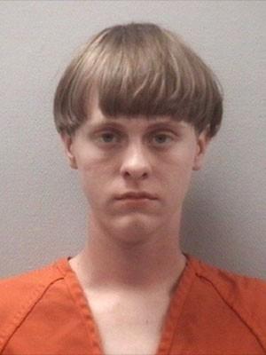 Foto de registro prisional feito em abril deste ano mostra o suspeito do ataque à igreja em Charleston, Dylann Roof, de 21 anos (Foto: AP/Centro de Correção do Condado de Lexington)