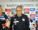 Dorival vê dinâmica e velocidade do Santos fundamentais para vitória fora