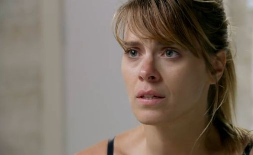 Carolina Dieckmann como Jéssica em 'Salve Jorge' (Foto: Reprodução)