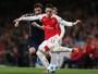 """Perto de recorde, Ozil diz: """"Sou um dos melhores em assistências no mundo"""""""