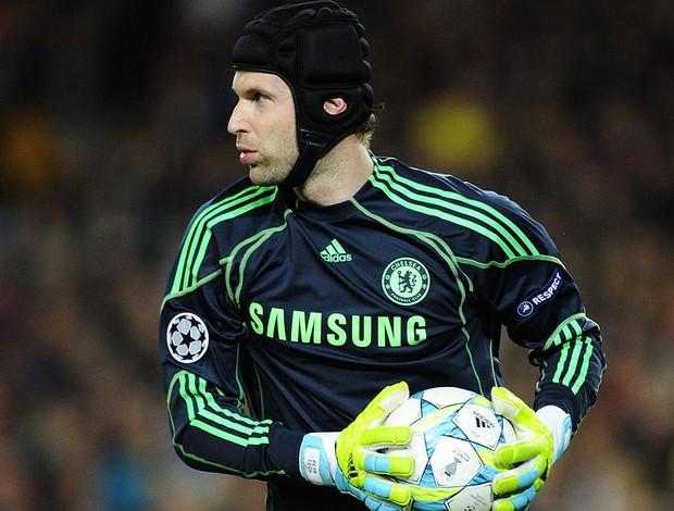 Goleiro Petr Cech, do Chelsea (Foto: AFP)