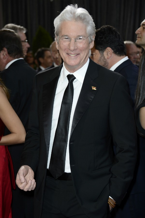 O ator Richard Gere (Foto: Getty Images)