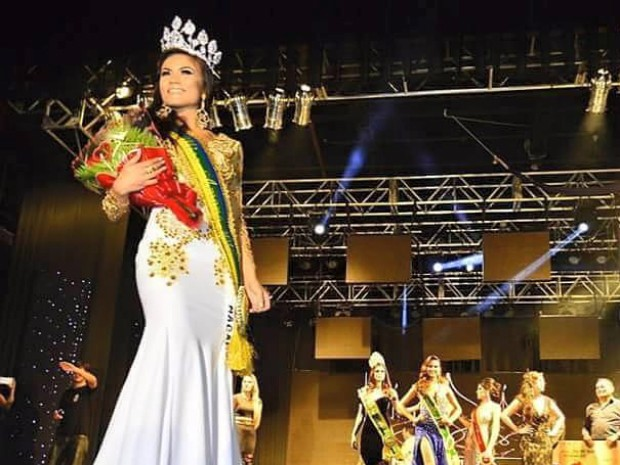 miss amapá 2016, joely teixeira, vencedora, concurso, beleza, miss brasil  (Foto: Divulgação/ Miss Amapá Oficial)