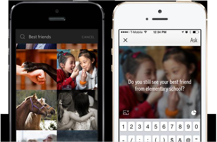 Secret vai bloquear posts com nomes e fotos armazenadas em smartphones (foto: Reprodução/Secret)