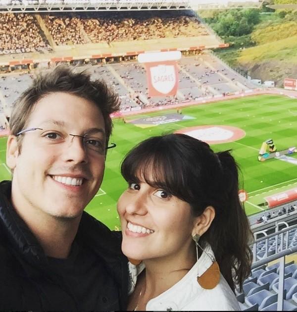 Fábio Porchat adianta detalhes do casamento  (Foto: Reprodução Instagram)